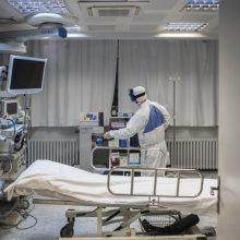 Lietuvoje – keturioliktasis mirties nuo koronaviruso atvejis