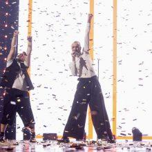 """Tarptautiniame virtualiame """"Eurovizijos"""" konkurse – """"The Roop"""" triumfas"""