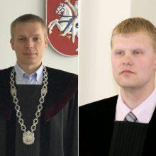 Kolegos korupcijos byloje liudijęs teisėjas M. Klemenis palieka teismą, bus advokatu