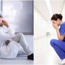 Jaunieji medikai – apie darbe patiriamą psichologinį smurtą ir savižudybes