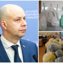 Ministras apie skandalą Kaune: pagal nuotrauką vadovo atleisti negalima