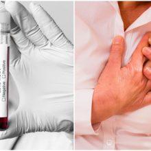 Artimieji negali susitaikyti: kol laukė atsakymo dėl viruso, vyras mirė nuo infarkto