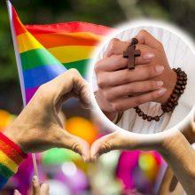 Sujudo tikintieji: Laisvės alėjoje LGBT eiseną lydės maldos už skaistybę