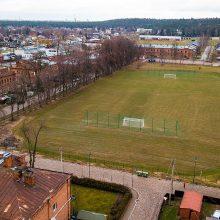 Kaune atgimė istorinis futbolo stadionas!