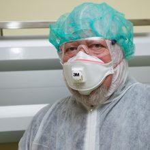 Paradoksas: užfiksavus pirmąjį koronaviruso atvejį šalyje, gyventojų baimė sumažėjo