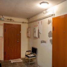 Lazdynų gyventojai išgujo naujai išrinktą namo administratorių