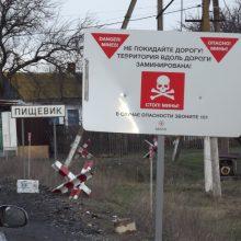 """Rytų Ukraina: karas tęsiasi <span style=color:red;>(specialiai """"Kauno dienai"""" iš Ukrainos)</span>"""