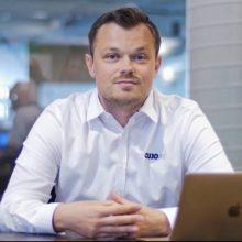 Kibernetinės saugumo kompanijos įkūrėjas: Lietuva gali tapti IT sunkiasvore