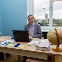 Kaune atidarytas europarlamentaro L. Mažylio biuras