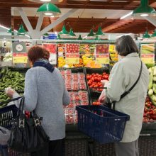 Palygino: dalis daržovių šiemet – žymiai brangesnės