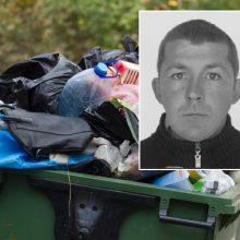 Ieškomas žudikas, laidojantis savo aukas šiukšlių konteineriuose
