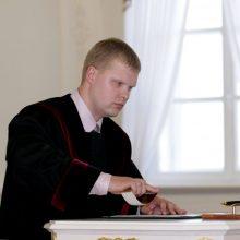 Nuspręsta: teisėjas R. Antanavičius pagrįstai išteisintas dėl kito teisėjo papirkimo
