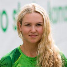 A. Tamašauskaitė tapo Europos jaunimo penkiakovės čempione