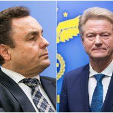 """P. Gražulis per """"tvarkiečių"""" tarybos posėdį: prezidentu bus siūloma kelti R. Paksą"""