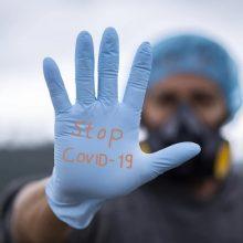 Praėjusią parą Lietuvoje užfiksuoti devyni nauji koronaviruso atvejai