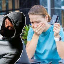 Įkliuvo į sukčių pinkles: įmonė neteko 10,3 tūkst. eurų, dvi moterys – 6 tūkst. eurų