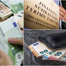 Nusikaltimą padėjusiai atskleisti kaunietei – 1,5 tūkst. eurų premija