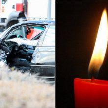 Per savaitę eismo įvykiuose žuvo trys žmonės, sužeista – 100