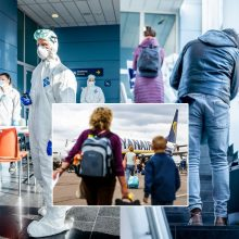 Politologas: dalis keliautojų yra diskriminuojami