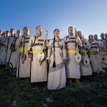 Orkestras iš Tuvos kviečia atskleisti gerklinio dainavimo paslaptis
