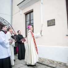 Lietuvą mylėjęs popiežius
