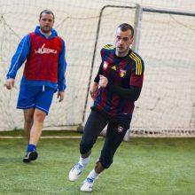 Futbolo turnyre atskleidė naują talentą