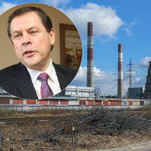 FNTT sulaikė Kauno termofikacinės elektrinės savininką R. Stonį