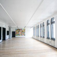 Bibliotekoje – atidarymo nuotaikos: beliko sulaukti tik baldų, o tada – lankytojų