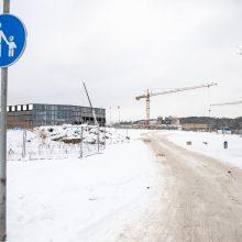 """Intensyvu: netoli arenos statomas naujas baseinas ir """"Mokslo sala""""."""