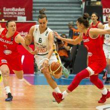 Moterų krepšinio krizė: lengvų išeičių nebus
