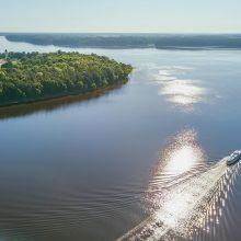 Pandeminė vasara – ant vandens: laukia nemažai tolesnių ir trumpesnių plaukimo maršrutų
