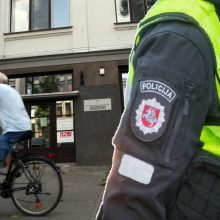 Pateikti pranešimą policijai kauniečiai kviečiami nauju adresu