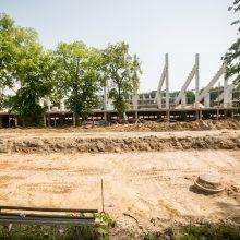 Pandemija kiša koją, bet Kaunas projektų nestabdo