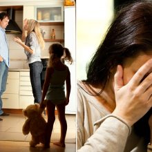 Smurtas ir žiauri realybė po skyrybų