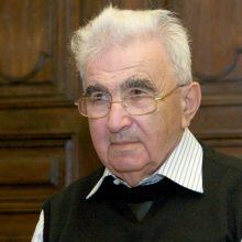 90-ąjį gimtadienį mininčiam rašytojui G. Kanovičiui – valstybės vadovų sveikinimai