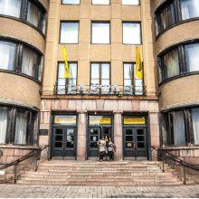 Kauno centrinis paštas paskelbtas kultūros paminklu!