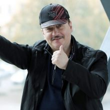 Solidų jubiliejų švenčiantis S. Donskovas: visas didybės manijas lengvai prasirgau