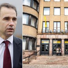 Ministras prakalbo, kuria linkme krypsta Centrinio pašto likimas