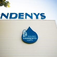 "Įmonės vadovas: ""Kauno vandenys"" net neįspėję vis palieka be vandens, stoja verslas"
