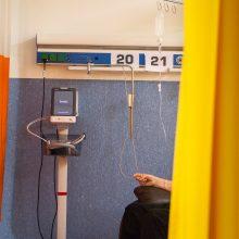 Iš Klinikų medikų liejosi ir įžeidimai?