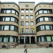 Ant prekystalio – Kauno centrinis paštas