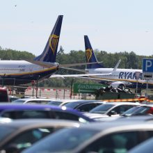 Keleiviai: tik Kauno oro uoste kyla bėdų