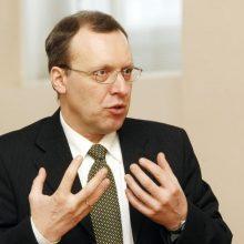 Teismas: N. Puteikio komentarai apie LRT žurnalistą neatitinka tikrovės