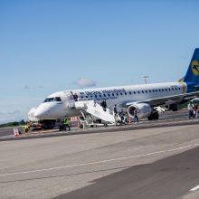 Pandemija Lietuvos aviacijoje – kada grįšime į įprastas vėžes?