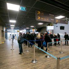 Kauno oro uoste – milijonas keleivių