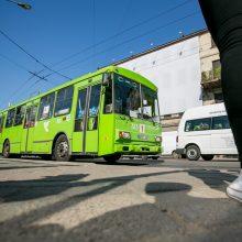Sekmadienį Kaune – nemokamas viešasis transportas (papildyta)