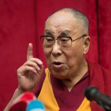 Dalai Lama išrašytas iš ligoninės