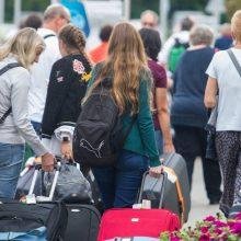 Skaičiai džiugina: į Lietuvą ketvirtą mėnesį sugrįžta daugiau nei išvyksta