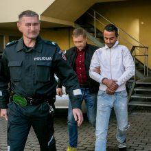 Kraupus nusikaltimas Kaune: vagies žudikas suimtas maksimaliam terminui