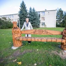 Karmėlavos seniūnijoje žaliuos du parkai, veiks daugiafunkcis centras